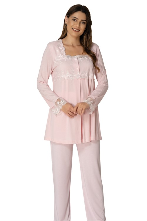 Effortt 2403 Maternity Nursing Pajamas set