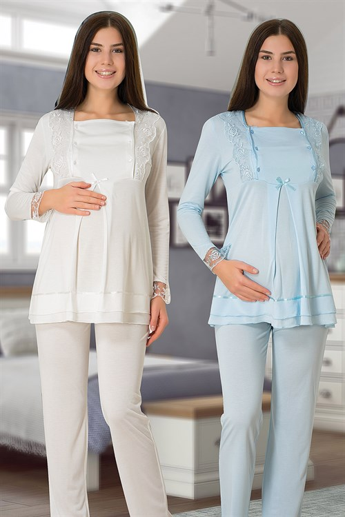 Effortt 2015 Maternity Pajama Set