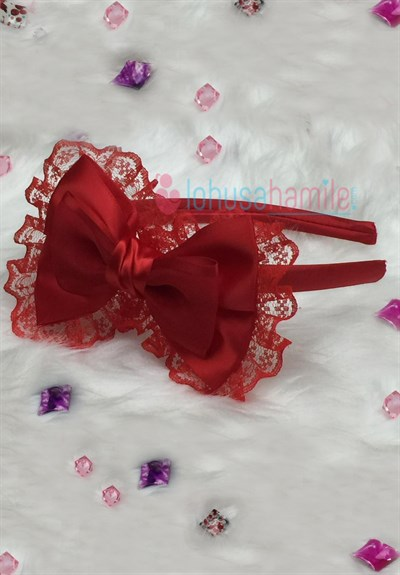 Lh 110 Red Maternity Crown