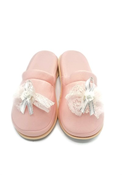 Lh 303 Powder Color Maternity Slipper