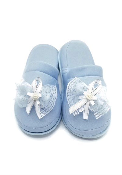 Lh 304 Baby Blue Color Maternity Slipper